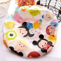 Wholesale Tsum Baby Shower wash hair Shield Hat cap Protects your baby or toddler s eyes