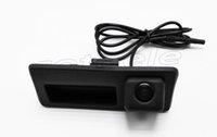 Wholesale Trunk handle camera for Skoda Fabia Octavia Superb Spaceback AUDI A4L S5 Q3 Q5 A6L VW PASSAT Tiguan Sagitar LAVIDA Gran Lavida car camera