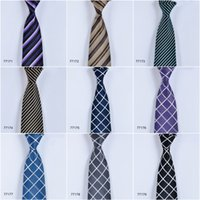 Wholesale New Arrival In stock Ties for Men Silk Necktie Fashion Accessories Formal Men Tie Mix Style
