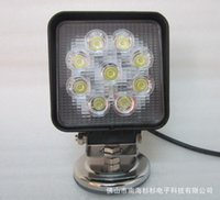 battery terms - beads LED27W long term supply of high quality automotive work light work light LED work light