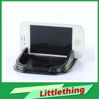 apple key pad - New Coming Car anti skid pad Silica Gel Anti Slip Car Dashboard Non slip Mat Magic Sticky Pad holder for Phone MP4 For iphone s Car keys