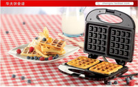Wholesale V portable high quality waffle maker electric kitchen home appliance factory outlet Waffle machine bread mahcine