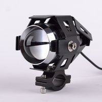 Wholesale CREE U5 W LM Waterproof Motorcycle Boot LED Headlight High Power Spot Light