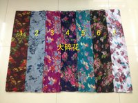 Cheap Women's scarf 100% picture show 2015 fashion small flowers style scarves Women scarf shawl beach towel Scarves & Wraps