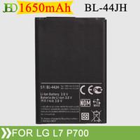 yes accu battery - New mah BL JH Battery For LG Optimus L7 P700 P750 Battery Bateria AKKU Accu PIL high quality