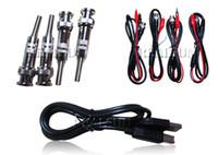 automotive digital storage oscilloscope - From Factory Directly Free ship Hantek Channel PC USB Digital Storage Automotive Diagnostic Oscilloscope A