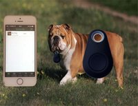 Wholesale Pet Dog tracer iTag bluetooth wireless keyfinder smart locator tracer Dog ID Card Anti lost for Iphone Android custom your design