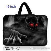 asus laptop bag - Ghost Laptop Soft Case Sleeve Bag Cover For quot quot Dell Inspiron HP Pavilion ASUS
