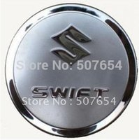 Wholesale High quality Gas tank cover FuelTank Cover gas tank cap Stainless steel for SUZUKI Swift