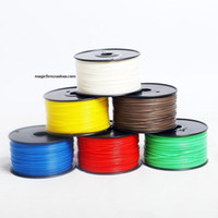 Wholesale new m packs abs plastic consumables for d printer pen d doodle pen dedicated filament colors can be choose