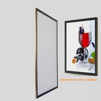 aluminum photo frames - Aluminum Photo Frame for LED Sign