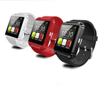 U8 smartwatch pour iphone Avis-2015 Usine gros smartwatch U8 pas cher, U8 Bluetooth montre Smart Watch Phone Mate Pour AndroidIOS Iphone Samsung LG Sony