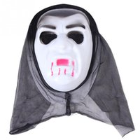 Wholesale 1pc Vampire Mask Masquerade Mask Halloween Party Fancy Dress Costume Face Mask Party Supplies