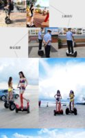 Cheap 2015 Newest Big Bicycle Electric Unicycles Bike Two Airwheel Bike Self Balancing Airwheel Electric Scooter 700W 48KG High Quality