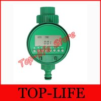 Wholesale High Quality New Electronic LCD Water Timer Automatic Garden Irrigation Program Sprinkler Control Timer Irrigation Timer