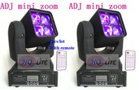 Wholesale remote beam wash zoom mini stage light LED IN1