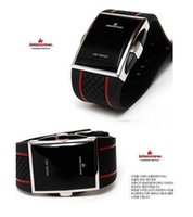 Wholesale New arrival Best Gift Men s Luxury Date Digital Sport Led Watch With Red Light