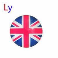 bead fasteners - 2016 Snaps Jewelry Snap Button Fit DIY Bracelet The British Flag Union Jack Pattern Round mm Fit Snap Fastener mm AC060