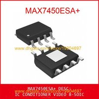 Wholesale MAX7450ESA IC CONDITIONER VIDEO SOIC MAX7450 E