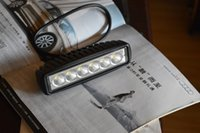 Wholesale Hot sale Led Work Light v LED cree bar w white color car light motorcycle light
