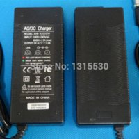 Cheap Free Shipping 36V 2A charger Output 42V 2A Input 100-220VAC Used for electric bike 36V 10Ah battery charging 36v2a charger