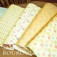 Wholesale HP Korea gift gift wrapping paper bag book book package parchment package written paper flowers set