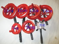 Wholesale Kite wheel line weifang kite wheels red wheel for toys