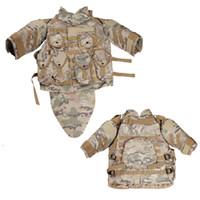 airsoft vest - US MILITARY TACTICAL AIRSOFT PAINTBALL OTV COMBAT VEST MULTI COLORS