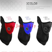 Wholesale HOT sale color Bike Motorcycle Ski Snow Snowboard Sport Neck Winter Warmer Face Mask