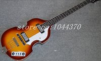 bass guitars prices - new hot sell Top Quality Lower Price Hofner Icon Series Vintage Sunburst Violin Bass electric guitar