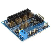arduino sensor shield - V5 Sensor Shield Expansion Board for Arduino Electronic Building Blocks Robot Accessories DBP_203