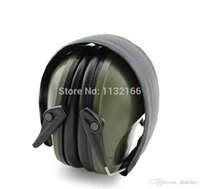 Wholesale Comfortable Earmuffs Hearing Protection Ear muff ear protector Headset noise reduction A5