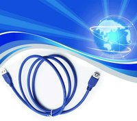 Wholesale SuperSpeed USB Extender Cable A Male to A Female Connector for Laptop and Desktop cm Feet