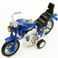 toy motorcycle - Monthly sales of thousands of plastic back motorcycle toy motorcycle toy exquisite small inertia