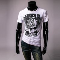 bad tattoo - New casual t shirts love t shirt Women men s bad gril Lesbian D Printed T shirts Naked tattoo sexy girl Smile short sleeve TS224