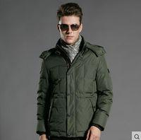 ykk waterproof zipper - Fall Parka Men s Jacket Winter Down Coat Parkas Brand YKK Zipper Thicken Patchwork Long Style Waterproof DucK Down xl