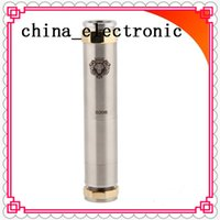 Cheap King mechanical mod ecig stainless steel vaporizer king mod clone e cig chi you bagua fit big battery