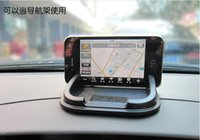 Wholesale New Car Dashboard Silicone Rubber Skidproof Multi Mobil Phone Holder Car Anti Slip Pad Mat