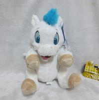 baby bag tags - Hercules Baby Pegasus Plush Bean Bag Doll Mint with Tags cm Hercules Plush Toys