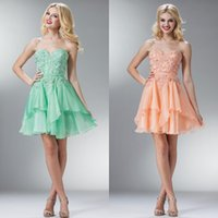 Cheap 2015 Sexy Dresses Party Teen Elegant Formal Dress Bling Beaded Lace Applique Sweetheart Open Back A Line Hunter Green Chiffon Prom Dress