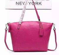 YX-известный дизайнер США Brand New 100% импортные валяная коровьей кожи Сумки женские кожаные сумки неподдельной кожи плеча мешки Магазины