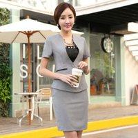 Cheap skirt suit Best business suit