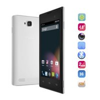 al por mayor in spanish-2015 Original i nueva U1 i Nuevo U1 Mobile smartphone MTK6572 de Doble Núcleo Android 4.4 1400MAH 4.0