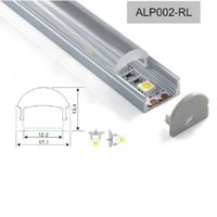 aluminum angle bars - 2015 high quantity led tube lighting Recessed Aluminum LED profile bars with lens degrees beam angle for home decoration