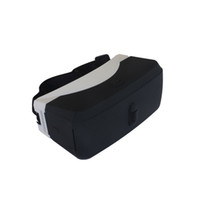 Wholesale 3D VR Glasses D Virtual Reality Glasses for Any Phones under inches Plastic Google Cardboard Panda Color