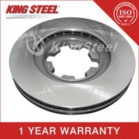 Wholesale Parts No W500 Brake Disc Used for PICK UP D22 Pathfinder R50 Spare Parts