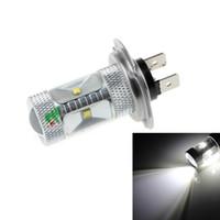 h7 super white - 2015 new products led lights Super Bright H7 Cree XB D R3 W lm K LED White Light Car Headlamp Auto bulbs Silver