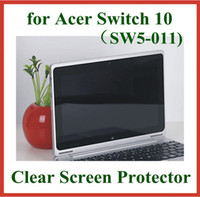 aspire switches - 5pcs Ultra Clear Screen Protector for Acer Aspire Switch SW5 Size mm Protective Film