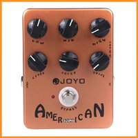 amp input jack - JOYO JF American Sound Guitar Amp Simulator Effect Pedal Connect The Input Jack With The Guitar Tightly