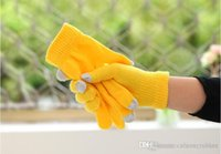 Wholesale Top Sale Women Winter Gloves Women Microfiber Gloves Store Designs Gloves Store